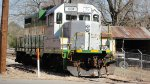 Don't know whatis wrong with this locomotive, but it hasn't moved since February