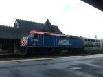 Metra in Wheaton