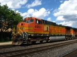 Freight through Naperville