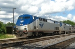 Station Stop in Naperville