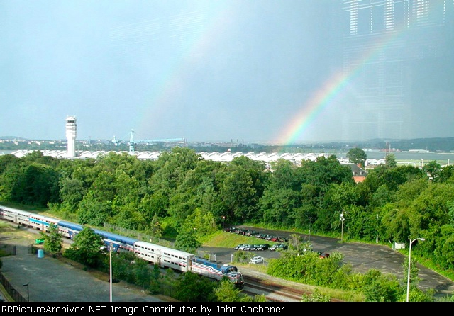 VRE and double rainbow