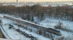 VRE after first snow