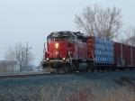 Southbound I&O Train