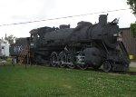 Frisco 4003 steam loco