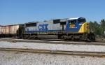 CSX 4551