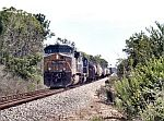 CSX 5112 at Decamp Rd.