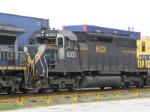 HLCX 6300 SD40-2