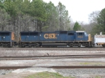 CSX SD60I 8753