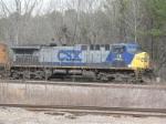 CSX AC44CW 78