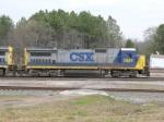 CSX B40-8 5959
