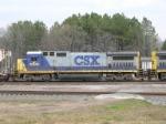 CSX B40-8 5936