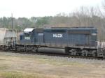 HLCX SD40-2 8150