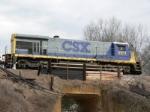 CSX B36-7 5911