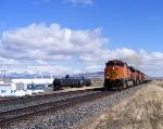 BNSF 5154
