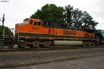 BNSF C44-9W 1091