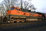 BNSF C44-9W 1095