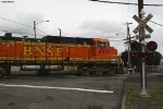 BNSF 4451 East