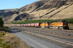 BNSF 4484 East