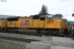 UP SD70M 4820