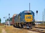 CSX 8580 A771