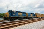 CSX 6464 2213 Mother-Slug Set