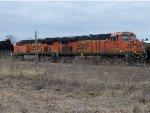 BNSF 7209 & 7534