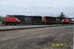 CN 5763 & 5625