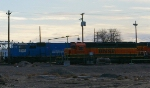 NS 6749 & BNSF 8090