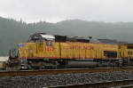 UP 9873 SD40T-2