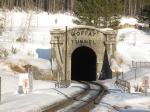 Moffat Tunnel west portal