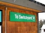 Winter Park Switchyard ski trail