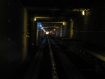 Denver International Airport subway