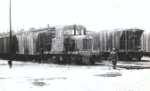 Siderod Engine in Belt Yard