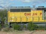 Union Pacific GP40-2 #1407