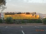 Union Pacific GP40-2 #1377