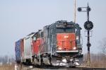 LNL leaving the Ottawa Loop