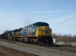 CSX Coal Train at Greenwich.