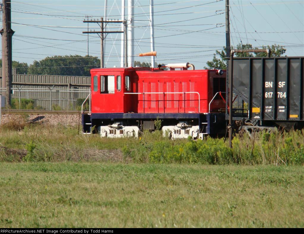 BNSF 617784