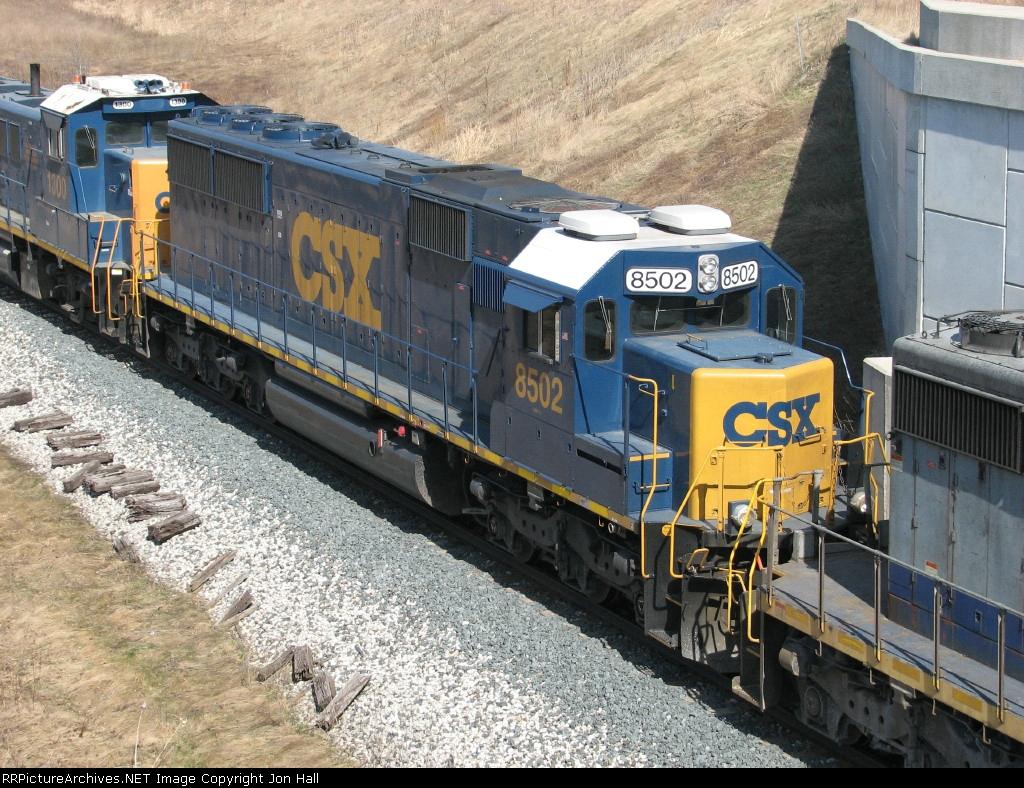 CSX 8502