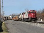 A great looking pair of SOO SD60's passes milepost 151 with X500-15