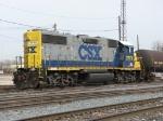 CSX 2773