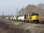 WAMX 4017 & 4009 start back south with GDLK303