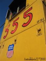 Union Pacific 555