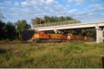 BNSF 4763