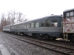 """NYC Observation Car """"Hickory Creek"""""""