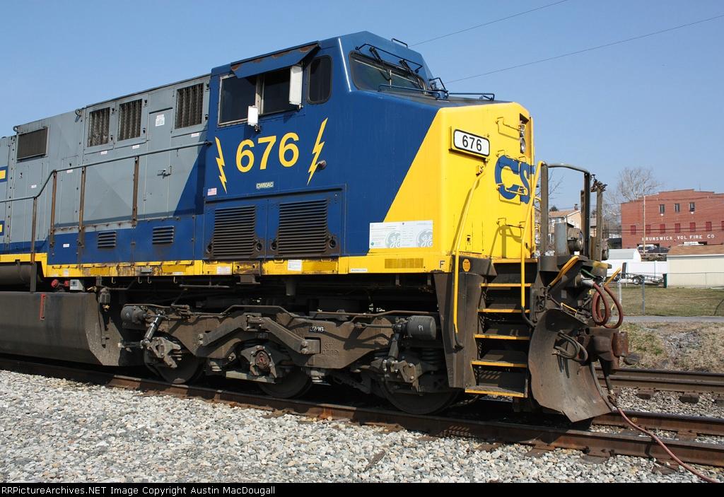 CSX 676