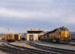 Engine Service Facility at Pocatello, Idaho