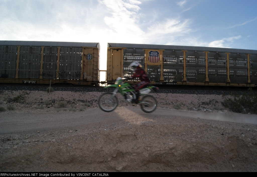 Arden Train Yard