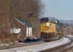 E725 by B&O Freight Depot