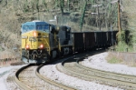 CSX 780 and 415
